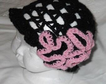 Ruffle Baby Hat Pattern