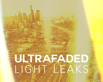 Ultra Faded Light Leak Photoshop Actions