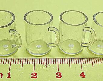 Miniature Plastic Cup Beer 4pcs