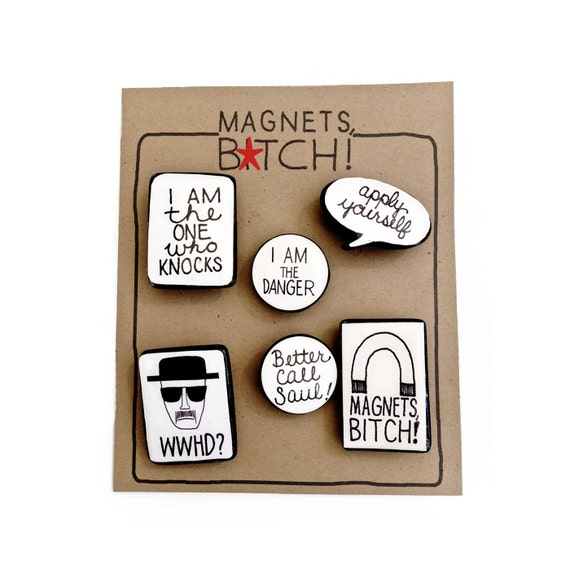 Breaking Bad Magnets
