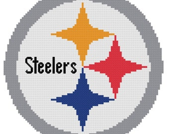 AFGHAN PATTERN STEELERS | Free Patterns