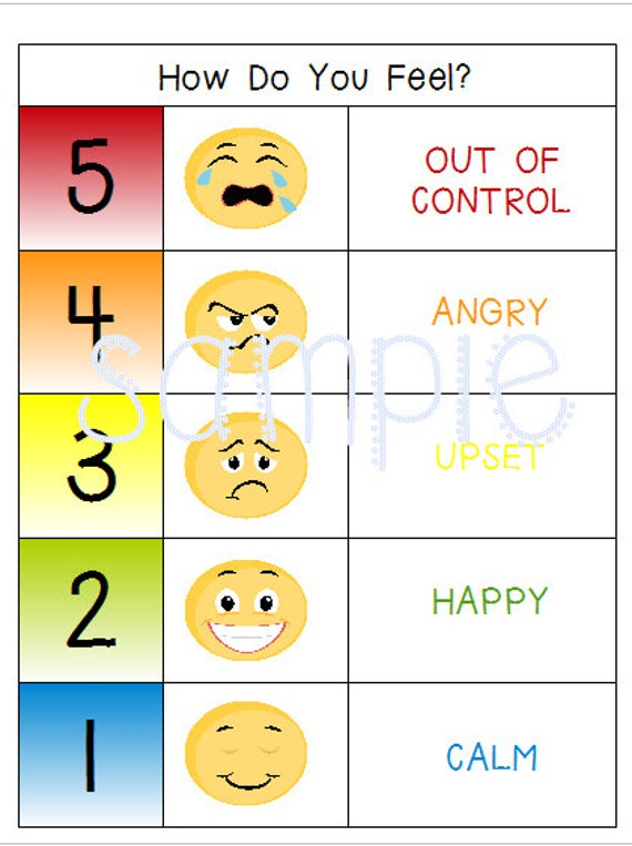 Adults Control Emotions 112