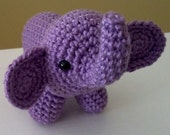 Little Elephant Amigurumi