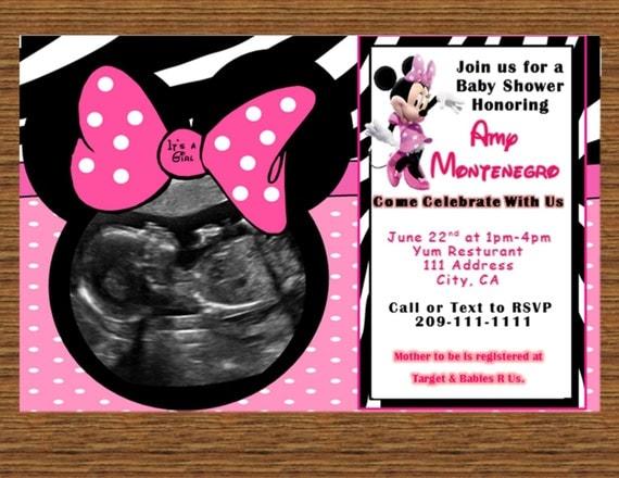 Free Babyshower Invites with awesome invitation layout
