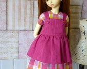 Reserved for Donna 2 Piece Set for Slim MSD and similar sized dolls