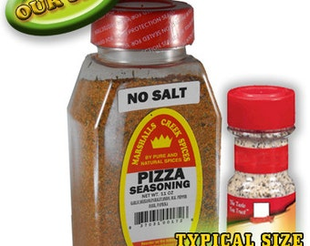 PIZZA seasoning No Salt 11 oz
