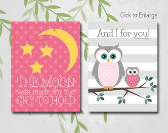 Popular items for owl nursery on Etsy