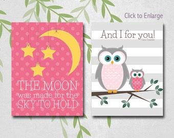 Popular items for owl nursery on Etsy