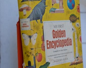 My First GOLDEN ENCYCLOPEDIA - A Golden Book for Children