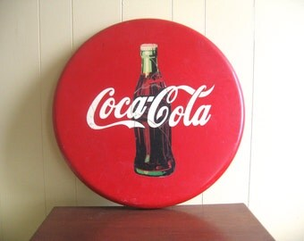 Rare Vintage Coca-Cola Pub Table Top