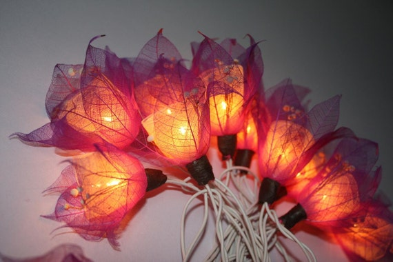 Fairy string lights 20 pieces for home by CottonBallSecret on Etsy