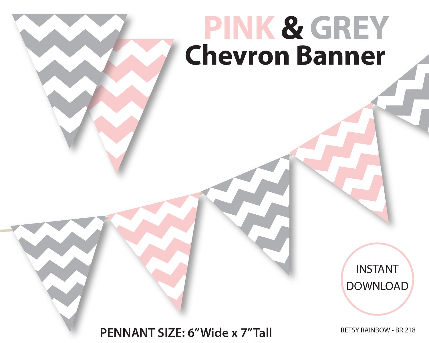 Persnickety image pertaining to free printable chevron banner minecraft
