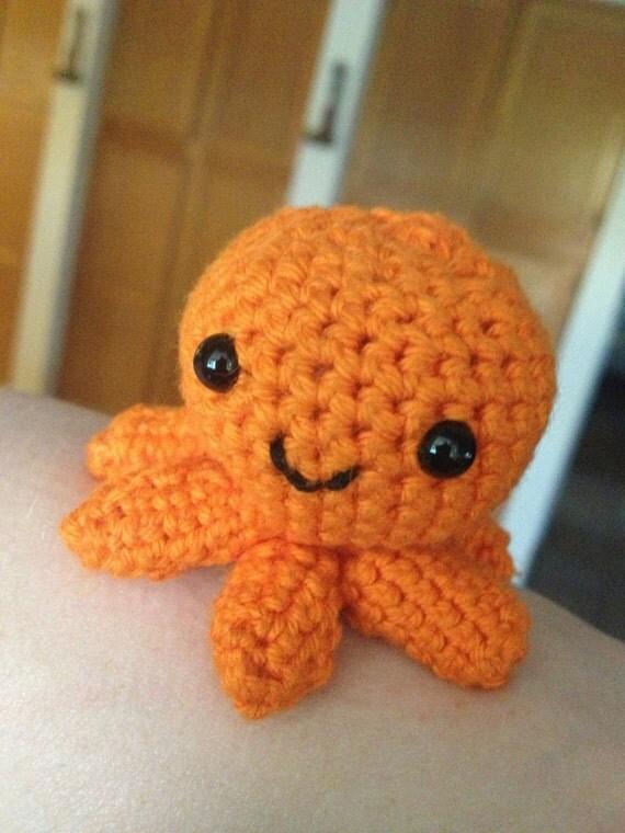 Items similar to Mini Octopus Crochet Amigurumi on Etsy
