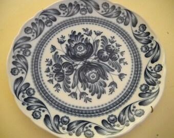 Hutchenreuther German Plate
