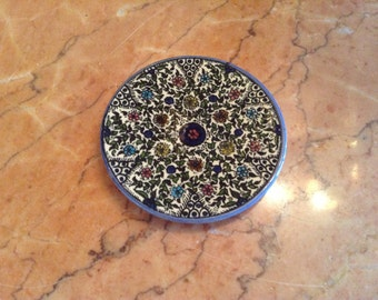 Vintage Middle Eastern Wall Plate