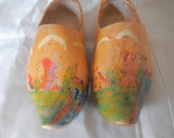 DENMARK WOODEN SHOES