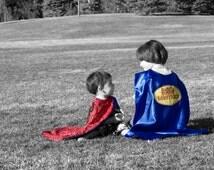 Big Brother cape/  Super Brother Cape