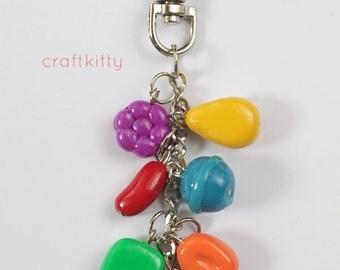 Candy Crush Bag Charm