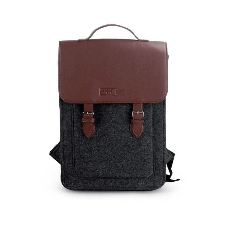 big promotion felt backpack for macbook pro 15 felt. Black Bedroom Furniture Sets. Home Design Ideas