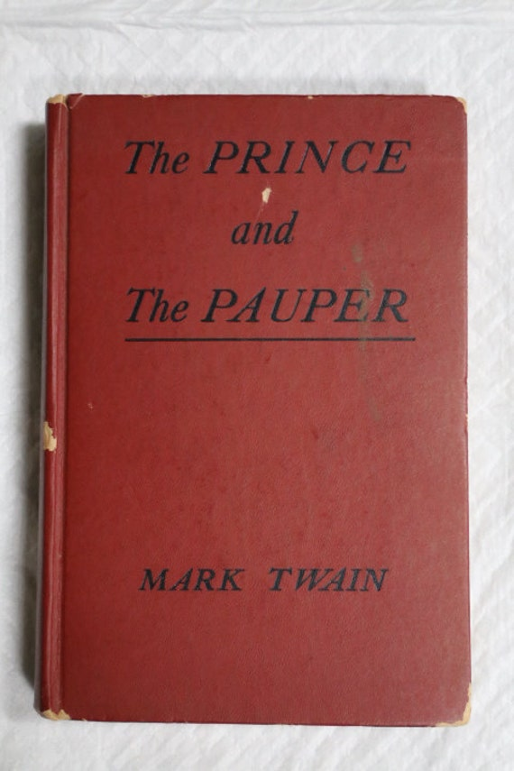a critical review of the prince and the pauper by mark twain Buy a cheap copy of the prince and the pauper book by mark twain this is the story of two young boys, one a prince and the other a pauper, who look identical they meet and on a whim trade.
