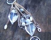 Bridal Keychain/Purse Jewelry