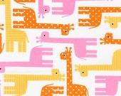 """END OF BOLT Urban Zoologie, Spring Giraffes, 34"""", from Robert Kaufman"""