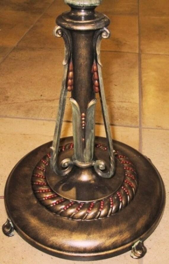 Items Similar To Antique Reflector 6 Way Floor Lamp 65 U0026quot H