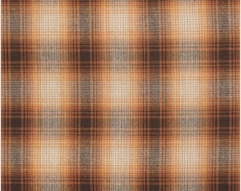 100% Cotton Vintage Style Checkered Fabric (EY20033-D)