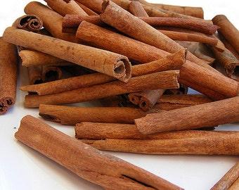 30 - 6inch Cinnamon Sticks Organic Bulk