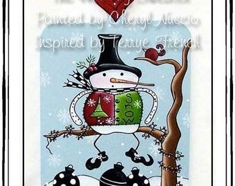 Holiday Sweater painting email  Packet...Cheryl Nuccio,