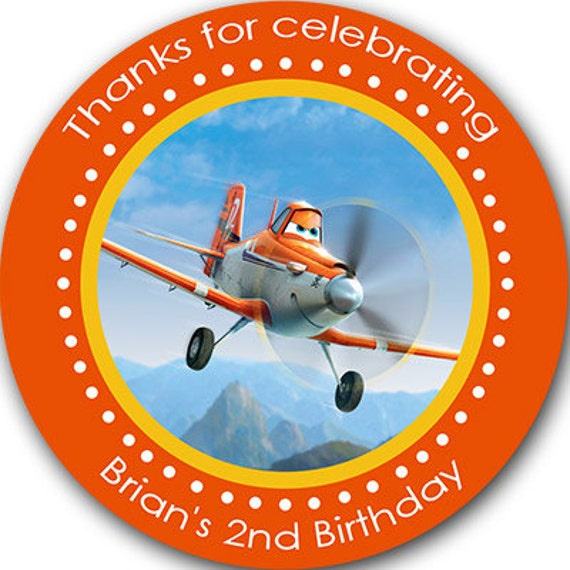 Disney Planes Birthday Party