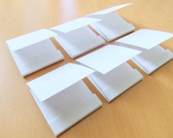 Mini matchbook notepad -Custom matchbook- Personalized matchbook- Wedding matchbook- Baby shower favor- Party favor- Set of 10 Mini notepad