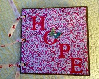 6x6 Paper Bag Scrapbook Album