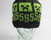 Creeper Hiss Knit Cap