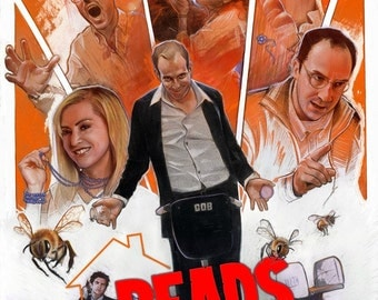 """Arrested Development """"Beads Unchained"""" Poster"""