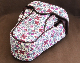 DSLR Camera Bag Case :  LIBERTY Meadow (Wine)