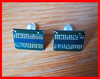 RAM Chip Stud Earrings (Pair)