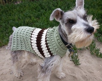 FY.102 - Comfy Cozy Dog Sweater