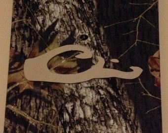 Ducks Unlimited Camo Logo
