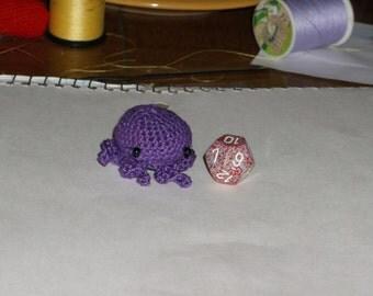 Tiny Octopus Doll