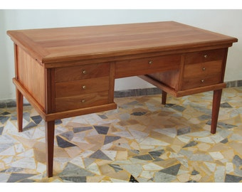 Writing Desk with seven drawers