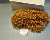 Global Doll Wig Collection Synthetic Aerielle Carrot Red Size 13-14