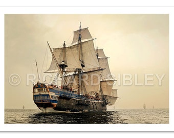 Gotheborg,Historic Sailing Ship