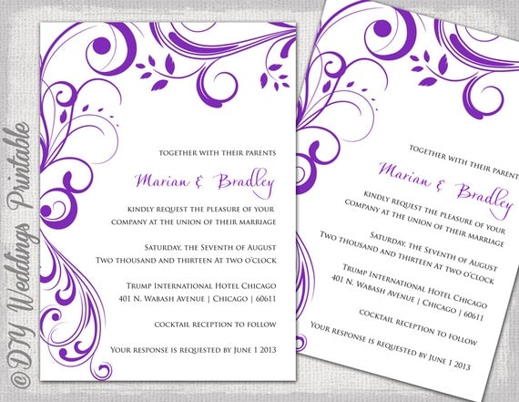 wedding program templates publisher