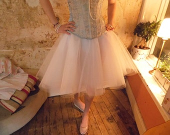 Tailor made Tulle Petticoat