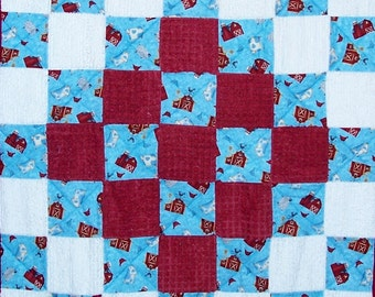 Farmer in the Dell Quilt