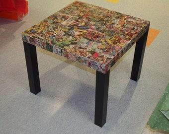 1994 X-men Comic Book Table