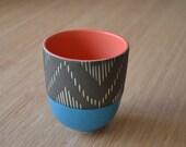 Coffee Cup Hail Design