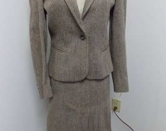 Vintage Peabody House Wool Blend Suit Tailored