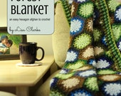 Lakeside Forest Blanket Crochet Pattern and Tutorial
